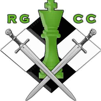 Royal Guard Chess Club Logo